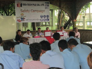 Safety Campaing 2016